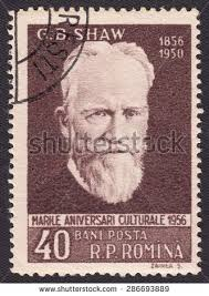 pyg on stock images royalty images vectors shutterstock r ia circa 1956 stamp printed by r ia shows bernard shaw irish playwright