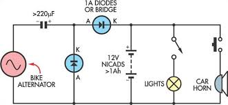 simple wiring diagram for charging wiring diagram schematics simple 12v horn wiring diagram nilza net