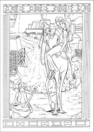 Small Picture The Prince of Egypt Coloring Pages