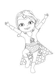 Coloriage Bebe Lilly Les Beaux Dessins De Dessin Anim Dessin Gratuit De Bebe Lilly A Imprimer L