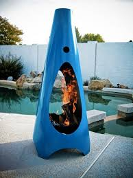 check out modern outdoor fireplaces