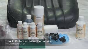 auto seat repair kit leather colourant perfect for colour restoration furniture clinic 3m vinyl