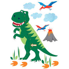 dinosaur height chart wall stickers jojo maman bebe dinosaur height chart wall stickers