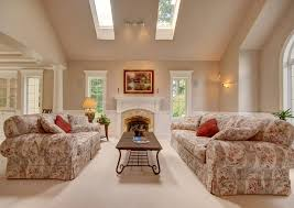 Vaulted-Ceiling-Living-Room-Design-Ideas-12 Vaulted Ceiling Living