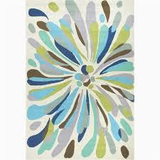 outdoor rug blue hd jaipur rugs colours flowerburst 2 x 3 indoor outdoor rug blue