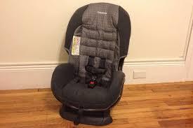 car seat review cosco scenera