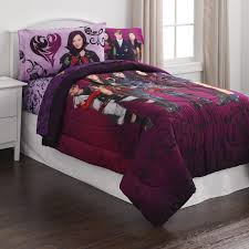 bedding kids bed comforter kids comforters disney descendants reversible comforter wezpnjc for comfort trusty decor