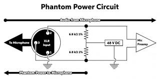 how phantom power works insync what does phantom power do