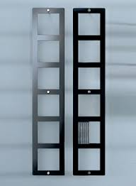 Glas Italia On Air Porta DVD Modern Wall Mounted Shelf ...