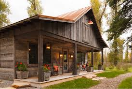 image of build small rustic house plans