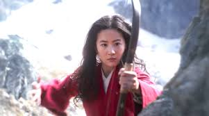 Image result for mulan 2020