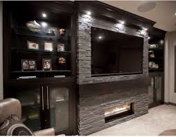 simple built in with fireplace and tv design ideas 3 ideas for contemporary fireplace with built