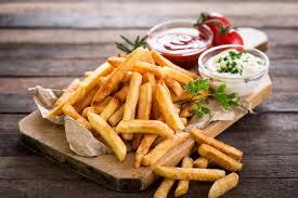 <b>Картофель фри</b> в домашних условиях: рецепты с фото