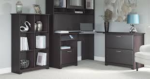 Office desk shelving Contemporary Corner Lshaped Desk Amudame Best Corner Computer Desks For Your 2019 Home Office Full Home Living