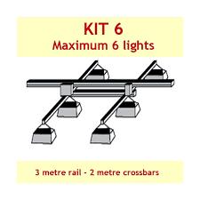 kit 6 jupiter ii light mover kit