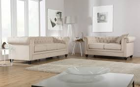 Fabric Sofas  Buy Modern Fabric Sofas In UK  60 OFF  Wooden SpaceFabric Chesterfield Sofas Uk
