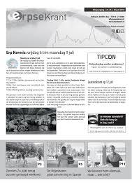 Erpse Krant 2018 Editie 25 By Erpse Krant Issuu
