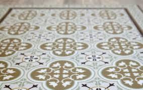 ye medallion country matching carpet comfort best bath tan mats thresholdtm and beyond kitchen slip brown