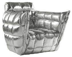 inflatable furniture. 27 Metallic Metal Seats - Lately, The Future Of Design Has Been Looking Rather\u2026 Futuristic. To Add This Belief, There Have Quite A Few Furniture Inflatable