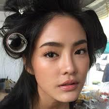 effortless basic asian look