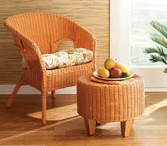 painted wicker furnitureHOME DZINE  How to paint wicker furniture