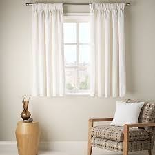 white curtains bedroom short - Google Search … | Home Sweet Home ...