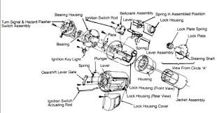 1987 dodge dakota removal and installation of ignition lock 1990 Dodge Dakota Ignition Wiring Diagram www 2carpros com forum automotive_pictures 261618_noname2_434 1990 dodge dakota wiring diagram
