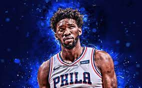Ironman wallpaper, marvel iron man digital wallpaper, marvel comics. Download Wallpapers Joel Embiid 4k Nba Philadelphia 76ers Basketball Stars White Uniform Joel Hans Embiid Neon Lights Basketball Creative Joel Embiid 76ers For Desktop Free Pictures For Desktop Free