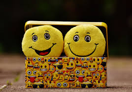 free images color box yellow material smile laugh cheerful textile face happy funny all cheeky emotions luck emotion feeling emoji