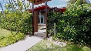 exterior view samui garden home