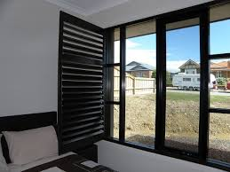 black plantation shutters. Interesting Shutters All Australian Made Blinds Throughout Black Plantation Shutters 0