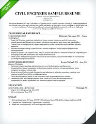 sample resume of civil engineering fresher civil engineer resume sample  sample resume for civil engineer fresher