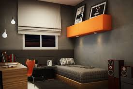 Young Man39s Bedroom Design On Behance 3D Projects Young Guys Bedroom Ideas
