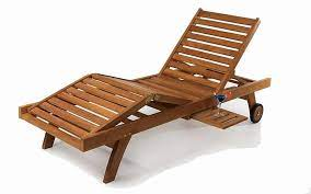 wooden diy chaise lounge chair plans