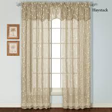 savannah sheer curtain panel