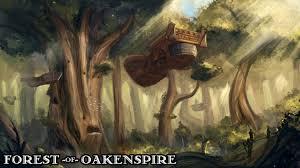 Forest of Oakenspire - 3D Printable Tabletop Models by Evan ...