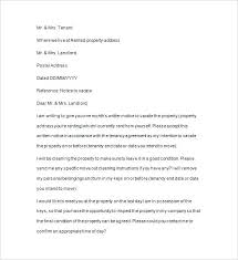 Notice To Quit Letter Format Writing A Quitting – Kensee.co