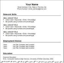 Cv Sample Waiter Free Resume Pdf Download Sample Cvs   sample     SP ZOZ   ukowo Basic Resume Format Pdf   http   www resumecareer info basic