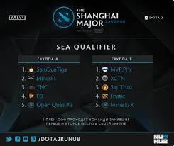 shanghai major qualifiers sea results mpv phoenix s sights set on