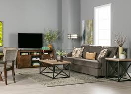 If your living room is not too large and the ceiling is relatively lower, this picture may give you some inspirations. Entertainment Center Buying Guide Living Spaces