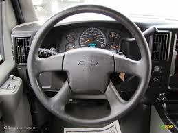 2005 Chevrolet Express 1500 LS Passenger Van Steering Wheel Photos ...