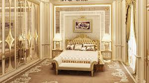 Bedroom Interior Design In Dubai By Luxury Antonovich Design Awesome Luxury Bedroom Designs