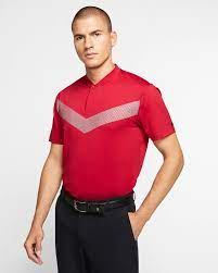 Nike Dri FIT Tiger Woods Vapor Men's Golf Polo