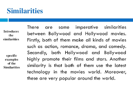 compare and contrast essay about hollywood and bollywood hollywood essays