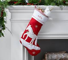 Quilted Stocking Collection | Pottery Barn Kids | Brigi-corn ... & Quilted Stocking Collection | Pottery Barn Kids Adamdwight.com
