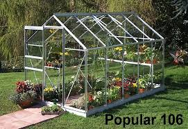 traditional styling combines with modern technology to make the popular greenhouse really good value the popular is 6 feet wide and comes in three sizes