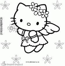 Kleurplaten Hello Kitty Kleurplaten Kleurplaatnl