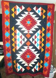 Southwest Quilt Patterns Extraordinary Southwest Quilts Image Of Southwest Quilt Patterns Decorative