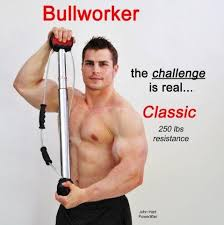Bullworker Classic Exercise Chart Home Gym Exercise Equipment Fitness Gym Classic Full Size