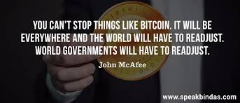 Bitcoin Quote Custom 48 Bitcoin Quotes With Images SpeakBindas Articles Interviews